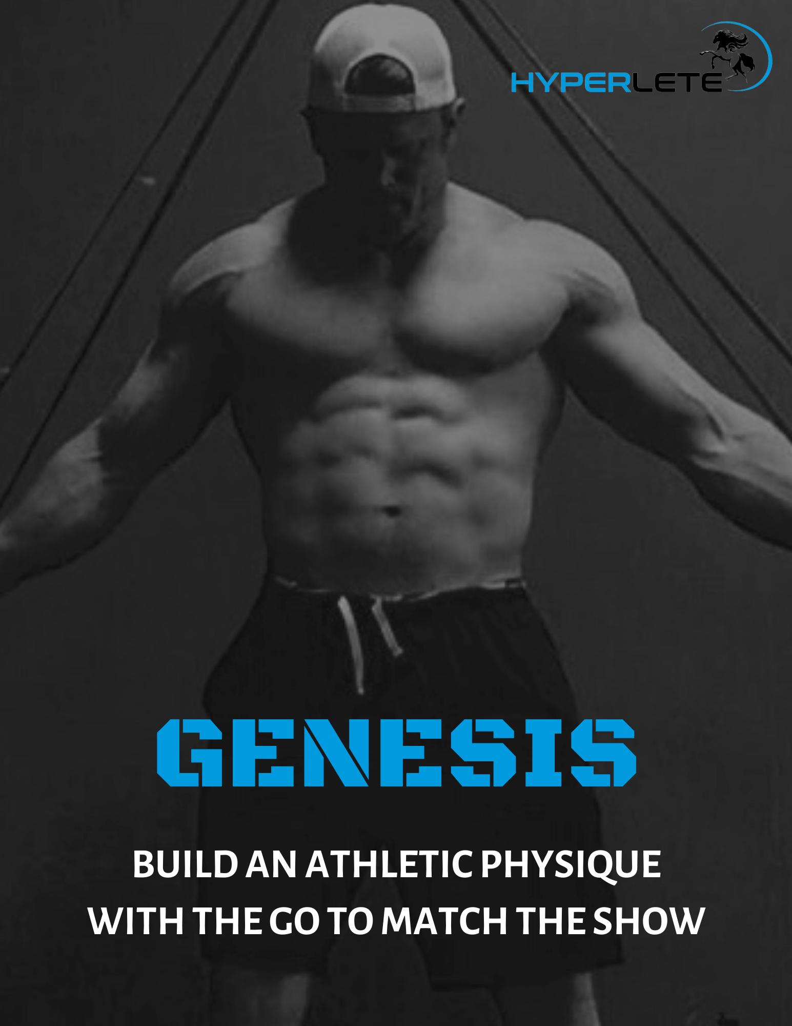 HyperLete Genesis Covers