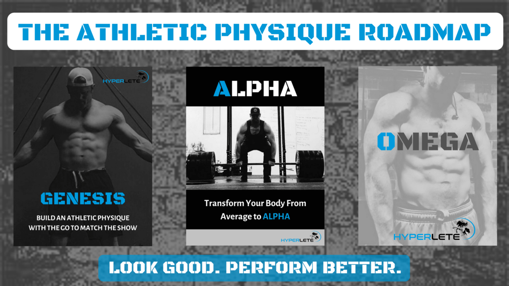 THE ATHLETIC PHYSIQUE ROADMAP